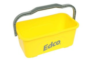 Edco All Purpose mop & Squeegee Bucket 11lt-Yellow