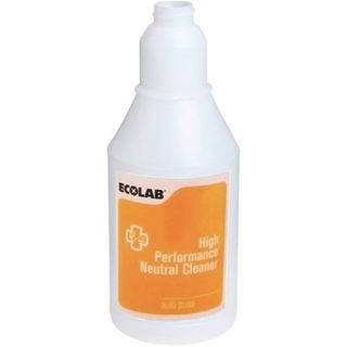 Ecolab Oasis OP12 Neutral Cleaner Empty Bottle