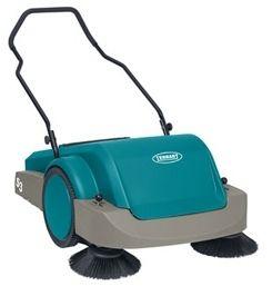 Tennant Sweeper S3 Push Walk Behind