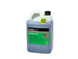 Kleen All General Purpose Floor Cleaner 5Lt