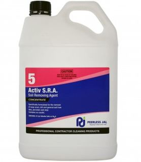 Activ SRA Heavy Duty Floor Cleaner (5) 5L