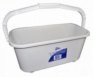 Edco All Purpose Mop/Squeegee Bucket 11Lt White