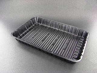 Tray Plastic Clear 8x5 Ctn 1000