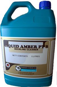 Liquid Amber Beer Line B 5Lt