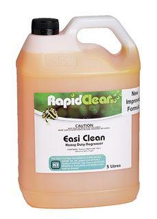 Easi Clean Heavy Duty Degreaser Rapid 5L