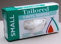 Glove Vinyl Clear Small Pkt 100
