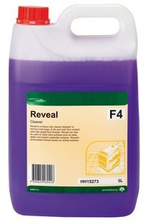Reveal Heavy Duty Floor Cleaner 5Lt