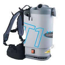Ghibli T1 Backpack Yellow 1450 Watt H14 Hepa Filter