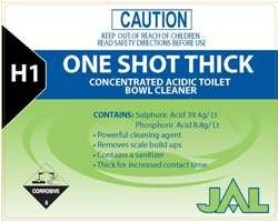 One Shot Thick 5Lt