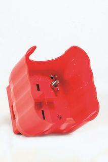 Deb Red Bracket Suit 400ml Instant Foam Sanitizer