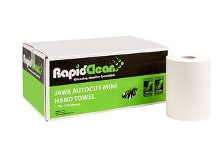 Auto Cut Mini Hand Towel Jaws RT 6x120m 77515
