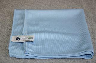 Microaid Cloth Glass Light Blue