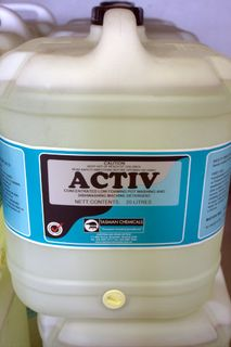 Activ Machine Dishwasher Detergent 20Lt