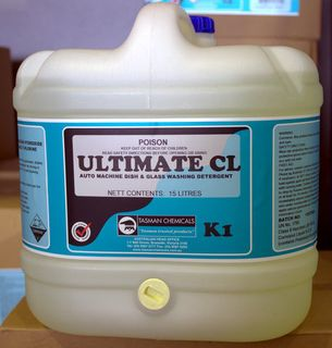 Ultimate CL Dishwasher Detergent 15Lt