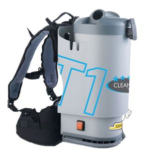 Ghibli T1 Backpack Gray  1450 Watt H14 Hepa Filter