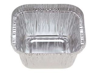 Foil Container 7211 Small Deep Sweet Dish Ctn 500