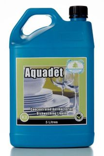 Aquadet Manual Dishwashing Liquid 5L