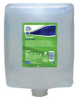 Deb Pure Wash (Estesol Lotion Pure) Perfume & Dye Free 4Lt