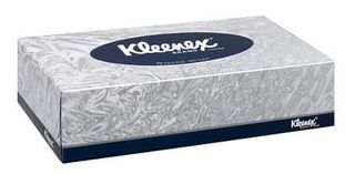 Facial Tissues Kleenex Box 100 Ctn48