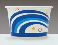 Sundae Cup Paper 3oz Slv 50