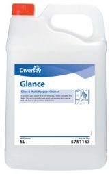 Glance Glass & Hard Surface Cleaner 5L