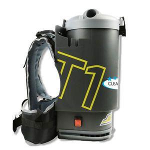Ghibli T1 Backpack Charcoal  1450 Watt H14 Hepa Filter