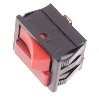 Red Rocker Switch to suit Henry