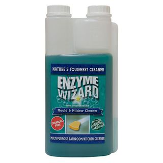 Enzyme Wizard Multi-Purpose Bathroom/Kitchen Spray & Wipe Concentrate 1L