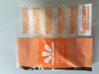 Bradfields Fragrant Sachet Mango Candy