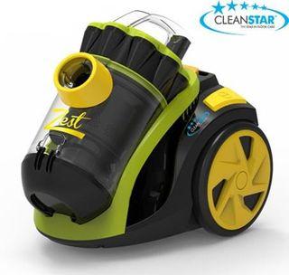 Cleanstar Zest Bagless Vacuum Cleaner 1600w