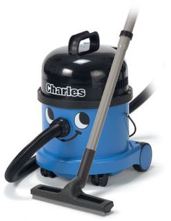 Charles Vacuum Blue 15Lt Dry/9Lt