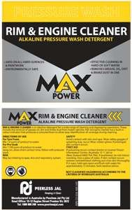 Rim & Engine Cleaner 25Lt