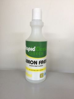 Bottle 500ml Lemon Fresh Disinfectant (empty)