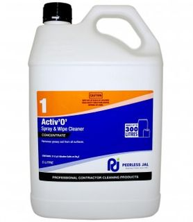 Activ O Spray & Wipe (1) 5L