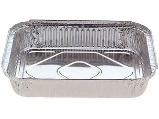 Foil Container 7231 Deep Half Gastronorm Ctn 100
