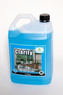 Clarity Glass Cleaner 5L