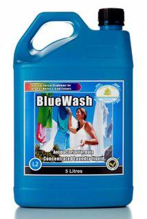 Bluewash Laundry Liquid 5Lt