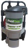 Rapid Vac Back Pack Vacuum Cleaner 1200w