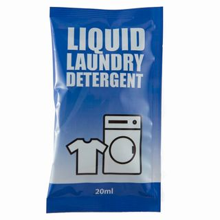 Accom Assist Laundry Liquid Sachet 20ml Ctn 300