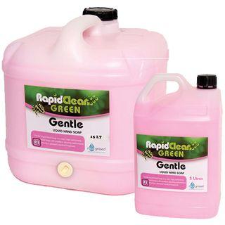 Gentle Hand Soap Pink Rapid 5L