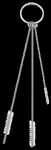 Vikan Small Brush Kit  (Set of 3 Brushes)