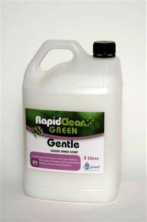Gentle Hand Soap Pearl Rapid 5L