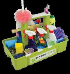Sadiemate Organiser Caddy Green