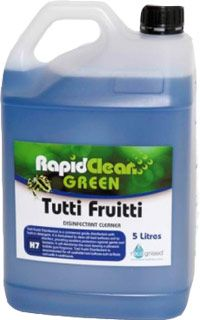 Tutti Fruitti Disinfectant Cleaner 5L