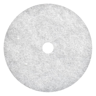 Glomesh Floor Pad Regular 50cm White