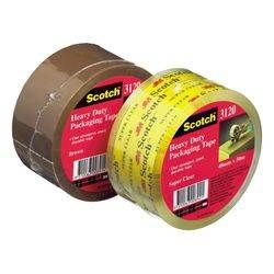 Tape Scotch Heavy Duty Clear 48mmx50mt