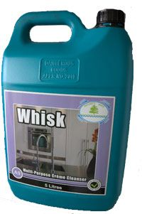 Whisk Creme Cleanser 5Lt