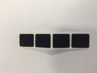 Decitex Mop Head Hook Small Flat Tape Replacement Pkt 4