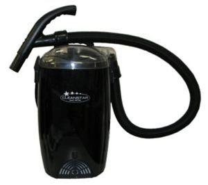 Cleanstar Aerolite Backpack Vac Cleaner Black