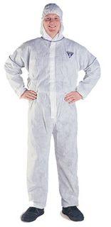 Overalls White XL